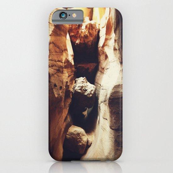 Aron Ralston's Accident Location iPhone & iPod Case