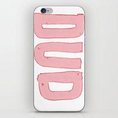 dud iPhone & iPod Skin
