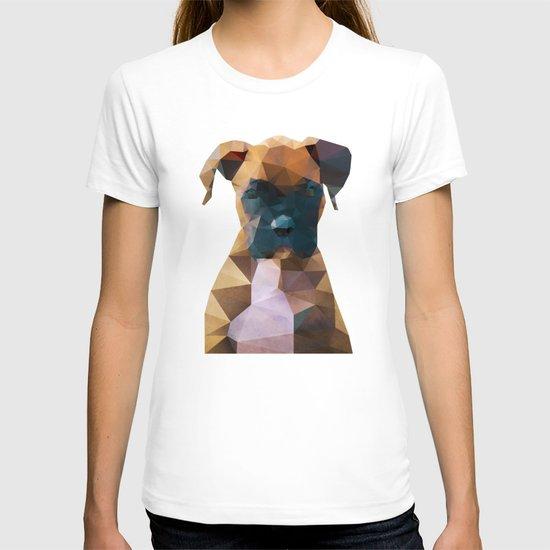 The Boxer - Dog Portrait T-shirt