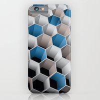 Honeycomb iPhone 6 Slim Case