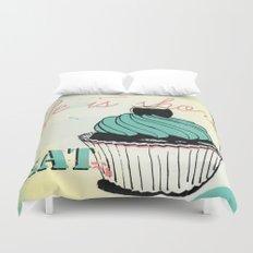 Cupcake Duvet Cover