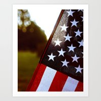 Art Print featuring Remembrance by Vorona Photography