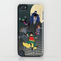 iPod Touch Cases featuring Teen Titans by Fuacka
