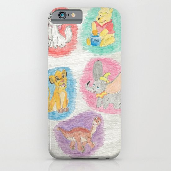 Childhood iPhone & iPod Case