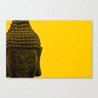 The Buddha Canvas Print