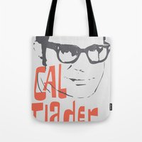 CAL TJADER Tote Bag