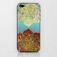 Mandalas iPhone & iPod Skin