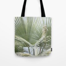 Palm Leaves in the Breeze  Tote Bag