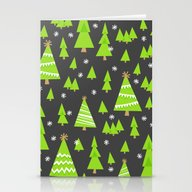 Jolly Forest Stationery Cards