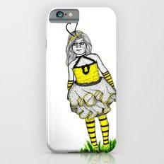 The BumbleBee Girl  iPhone 6s Slim Case