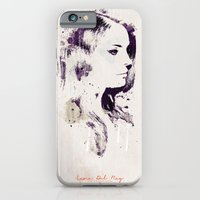 iPhone & iPod Case featuring Dream Tonight by  Maʁϟ