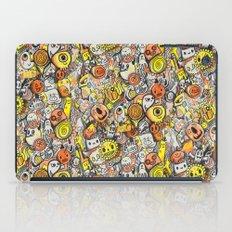 Pencil People iPad Case