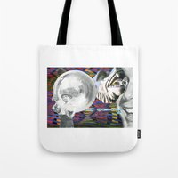 How We See Others, And P… Tote Bag