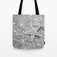 pow wow star Tote Bag