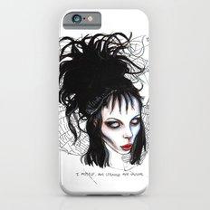 Lydia, Alice, Deetz, Glass iPhone 6 Slim Case