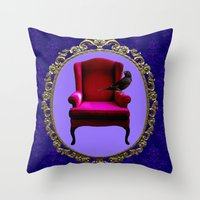 Chair Throw Pillow