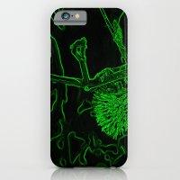 iPhone & iPod Case featuring Hedgehog by Keren Shiker