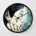 Waiting game Wall Clock
