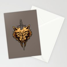 Golden: Survivor  Stationery Cards