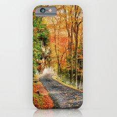 Autumn Path iPhone 6 Slim Case