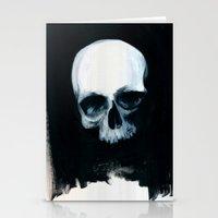 Bones XIV Stationery Cards