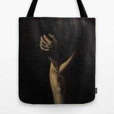 Affliction Tote Bag