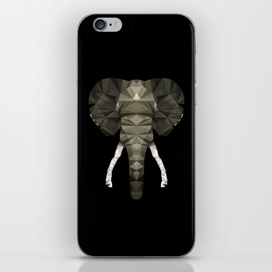 Polygon Heroes - The Destroyer iPhone & iPod Skin