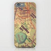 Dream Big Los Angeles iPhone 6 Slim Case