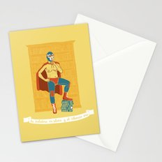Lucha Library Stationery Cards