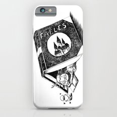 Girl and a monster Slim Case iPhone 6s