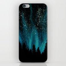 bury your flame iPhone & iPod Skin