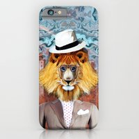 mister Lion iPhone 6 Slim Case