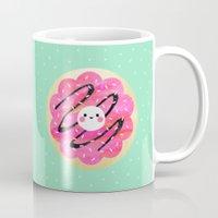Little Cookie / Turquois… Mug
