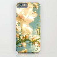 iPhone & iPod Case featuring Magnolia by Cassia Beck