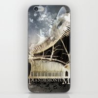 Piandemonium iPhone & iPod Skin