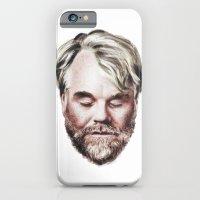 Philip Seymour Hoffman Portrait iPhone 6 Slim Case