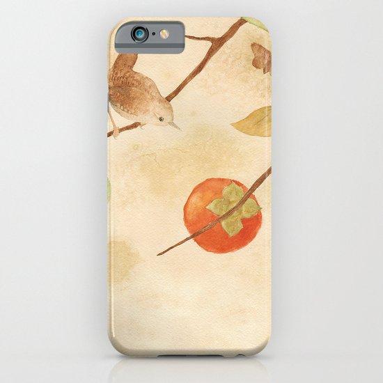 Winter Wren iPhone & iPod Case