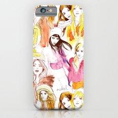 Warm Summer Nights Slim Case iPhone 6s