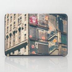 Building Kong iPad Case