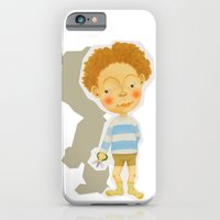 iPhone & iPod Case featuring snip snap by Hanae Miki