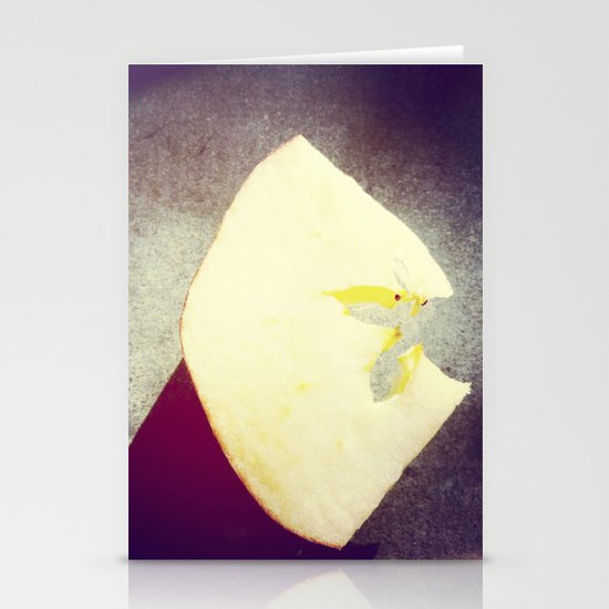 Perfect Food Stationery Card