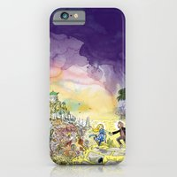 iPhone & iPod Case featuring LaLaLand by Jasey Crowl