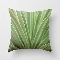 Agave no. 1 Throw Pillow
