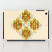 60's Pattern iPad Case