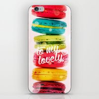 Only Love 8 iPhone & iPod Skin