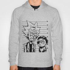 Rick And Morty Hoody