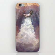 nebulae iPhone & iPod Skin