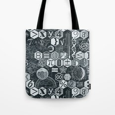 Math Class Tote Bag