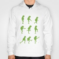 Hoody featuring Ministry of Silly Muppet Walks by 6amcrisis