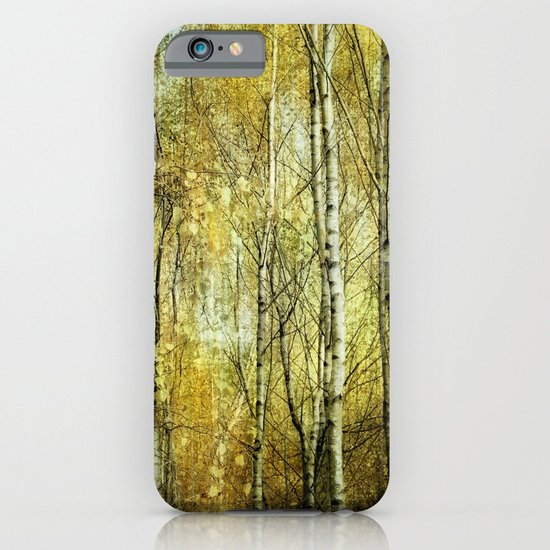 birches  iPhone & iPod Case